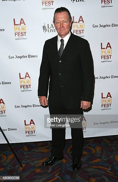 "Actor Robert Patrick attends the 2014 Los Angeles Film Festival screening of ""The Road Within"" at Regal Cinemas L.A. Live on June 18, 2014 in Los..."