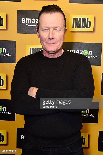 Actor Robert Patrick attends the IMDb & Amazon Instant Video Studio at the village at the lift on January 25, 2015 in Park City, Utah.