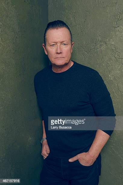 "Actor Robert Patrick of ""Hellion"" poses for a portrait at the Village at the Lift Presented by McDonald's McCafe during the 2015 Sundance Film..."
