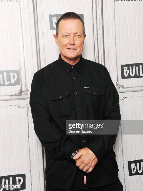 Actor Robert Patrick visits Build Studio to discuss 'Scorpion' and 'Lore' at Build Studio on October 6, 2017 in New York City.