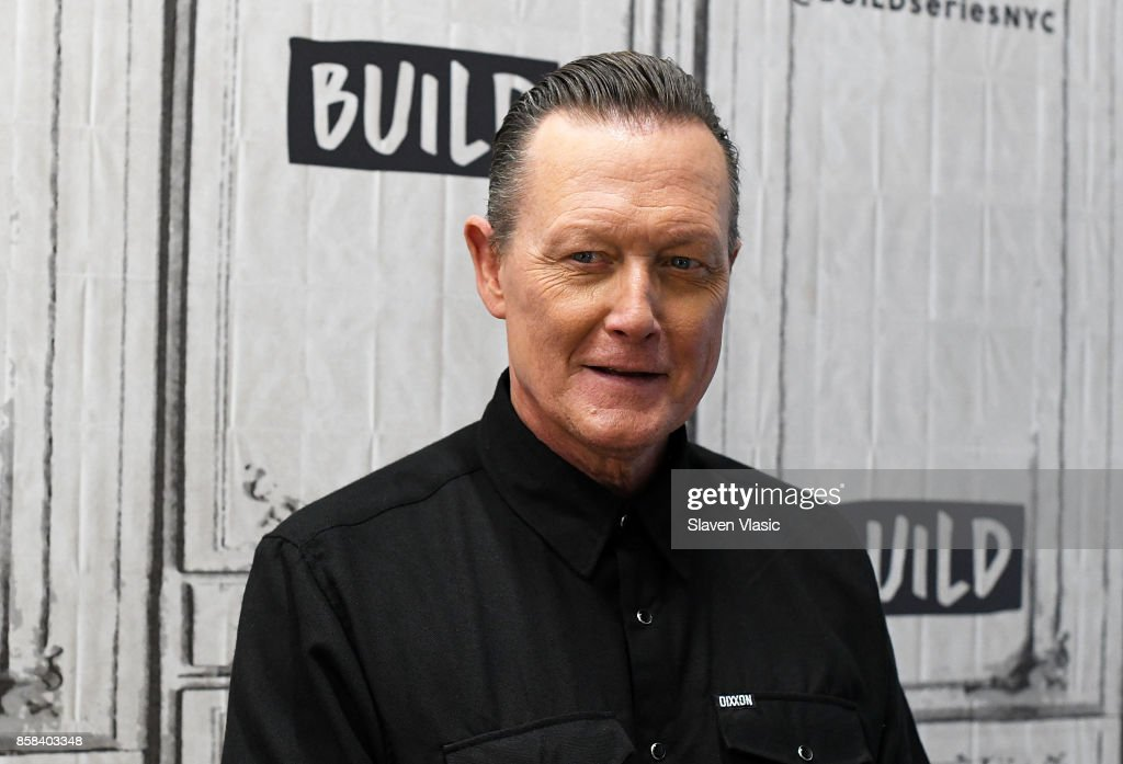 Actor Robert Patrick visits Build to discuss 'Scorpion' & 'Lore' at Build Studio on October 6, 2017 in New York City.