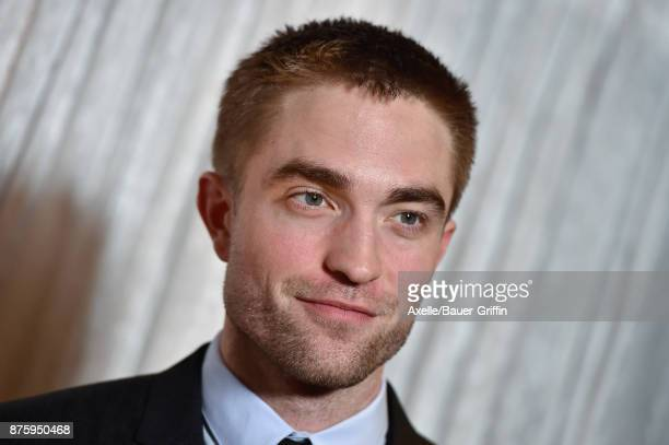 Actor Robert Pattinson arrives at the inaugural Los Angeles gala dinner in support of The Fred Hollows Foundation at DREAM Hollywood on November 15...