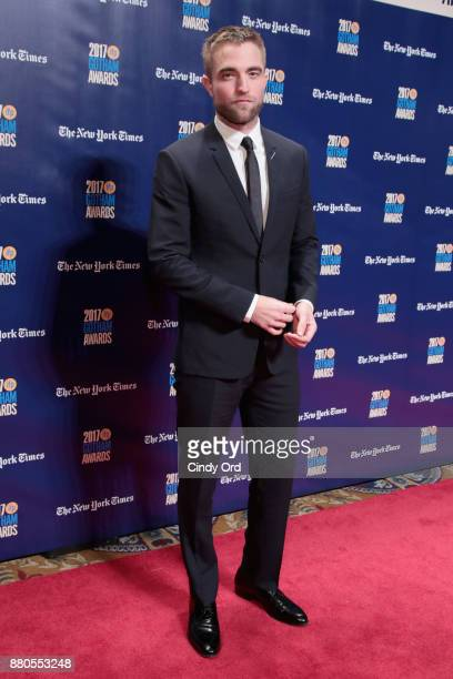 Actor Robert Pattinson attends IFP's 27th Annual Gotham Independent Film Awards on November 27 2017 in New York City