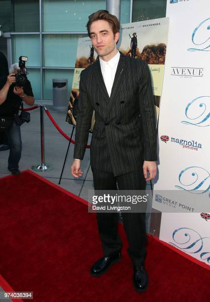Actor Robert Pattinson attends Magnolia Pictures' 'Damsel' premiere at ArcLight Hollywood on June 13 2018 in Hollywood California