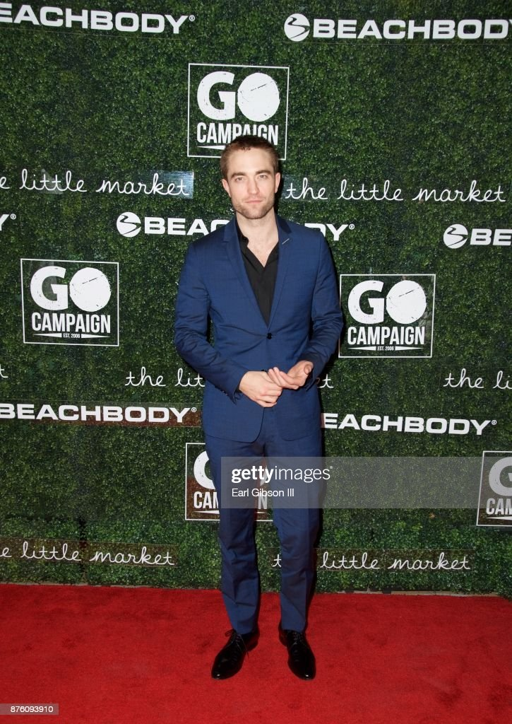 Actor Robert Pattinson attends the 2017 GO Campaign Gala at NeueHouse Los Angeles on November 18, 2017 in Hollywood, California.
