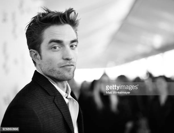 Actor Robert Pattinson attends the 2018 Film Independent Spirit Awards on March 3 2018 in Santa Monica California