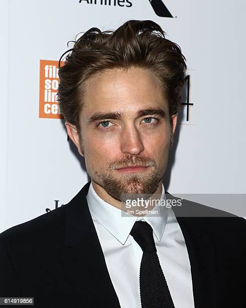 """Actor Robert Pattinson attends the 54th New York Film Festival closing night screening of """"The Lost City Of Z"""" at Alice Tully Hall, Lincoln Center on..."""