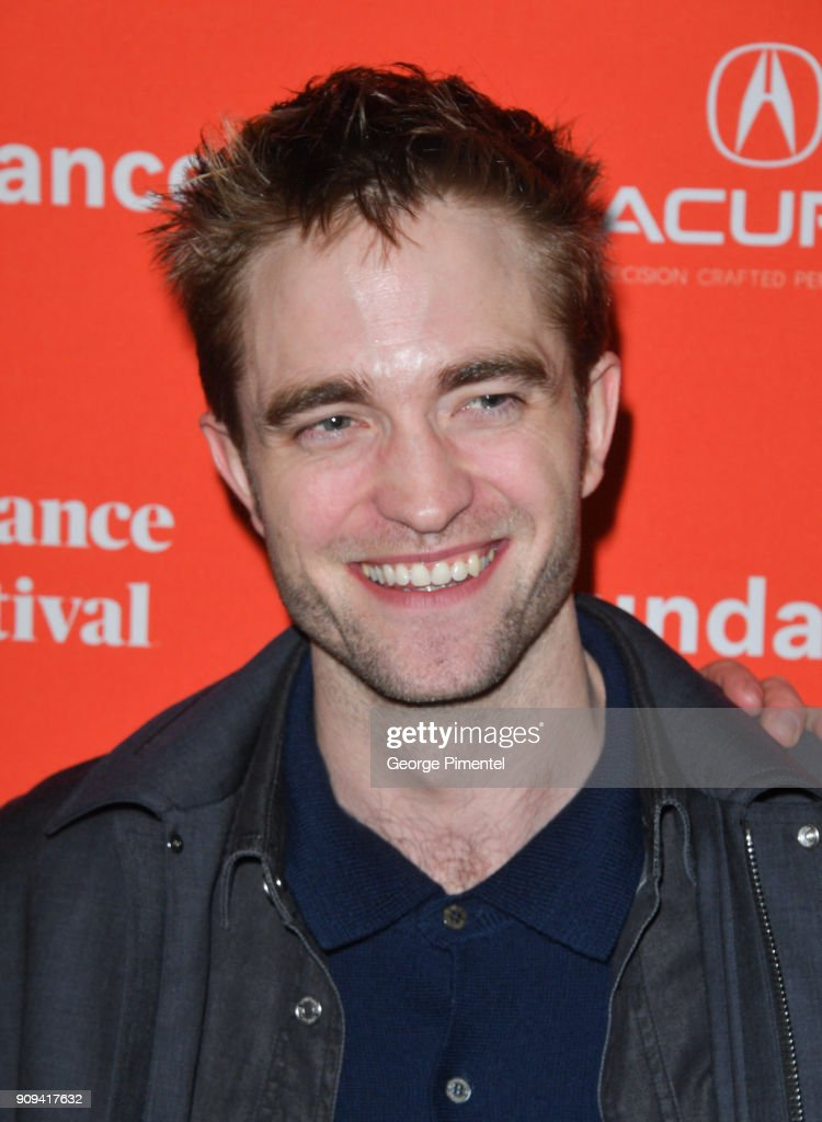 Actor Robert Pattinson attends the 'Damsel' Premiere during the 2018 Sundance Film Festival at Eccles Center Theatre on January 23, 2018 in Park City, Utah.