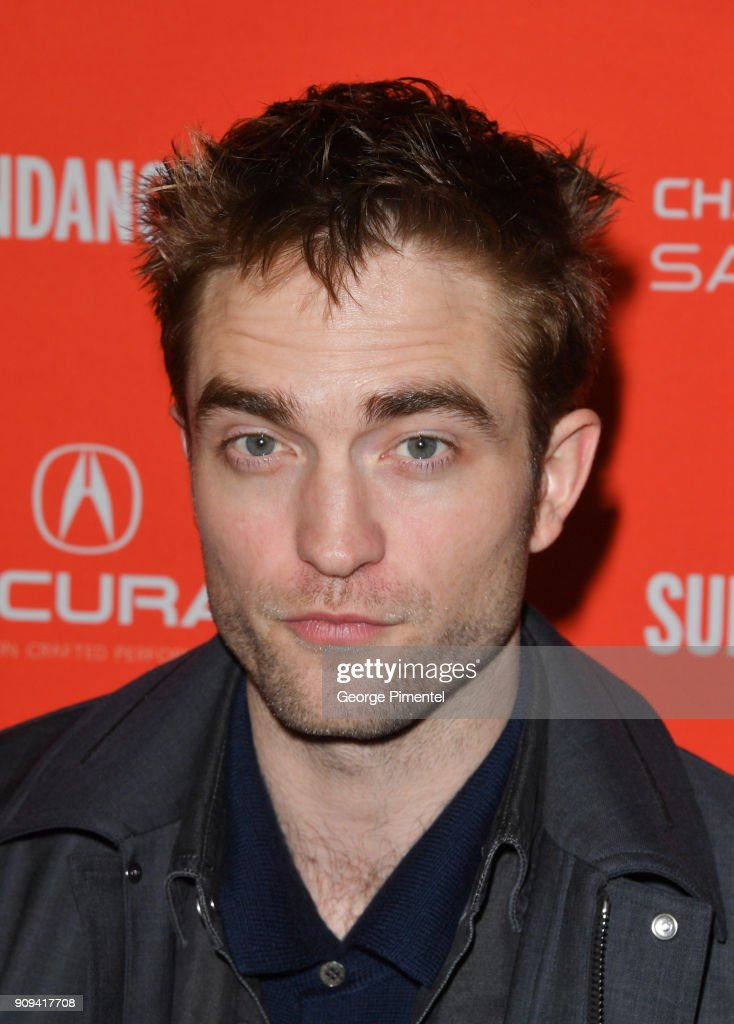 Actor Robert Pattinson attends the 'Damsel' Premiere during the 2018 Sundance Film Festival at Eccles Center Theatre on January 23, 2018 in Park City, Utah