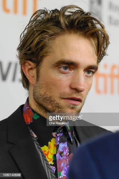 Actor Robert Pattinson attends the High Life Premiere at Roy Thomson Hall on September 9 2018 in Toronto Canada