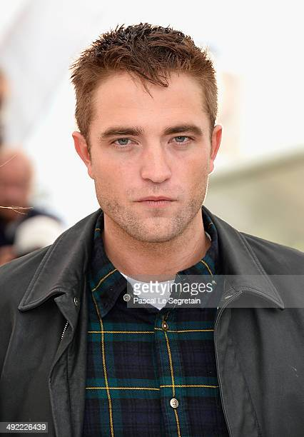 Actor Robert Pattinson attends the 'Maps To The Stars' photocall during the 67th Annual Cannes Film Festival on May 19 2014 in Cannes France