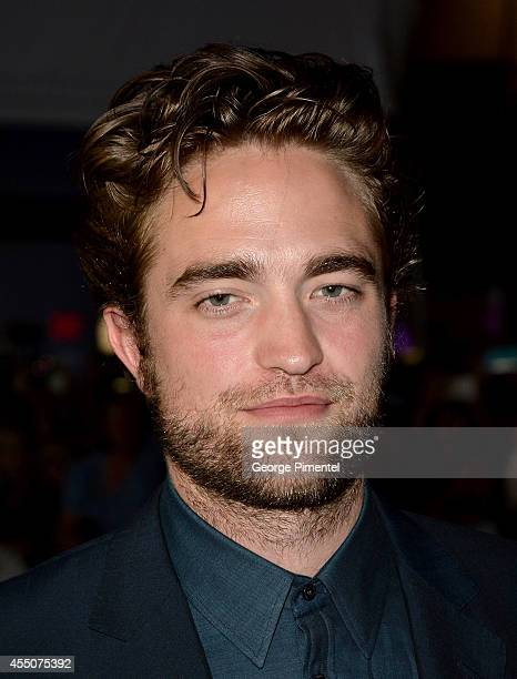 Actor Robert Pattinson attends the Maps To The Stars premiere during the 2014 Toronto International Film Festival at Roy Thomson Hall on September 9...