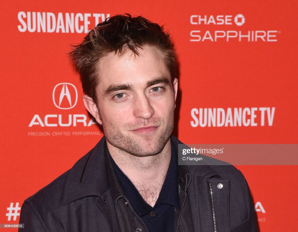 Actor Robert Pattinson attends the premiere of 'Damsel' during the 2018 Sundance Film Festival at Eccles Theatre on January 23, 2018 in Park City, Utah.