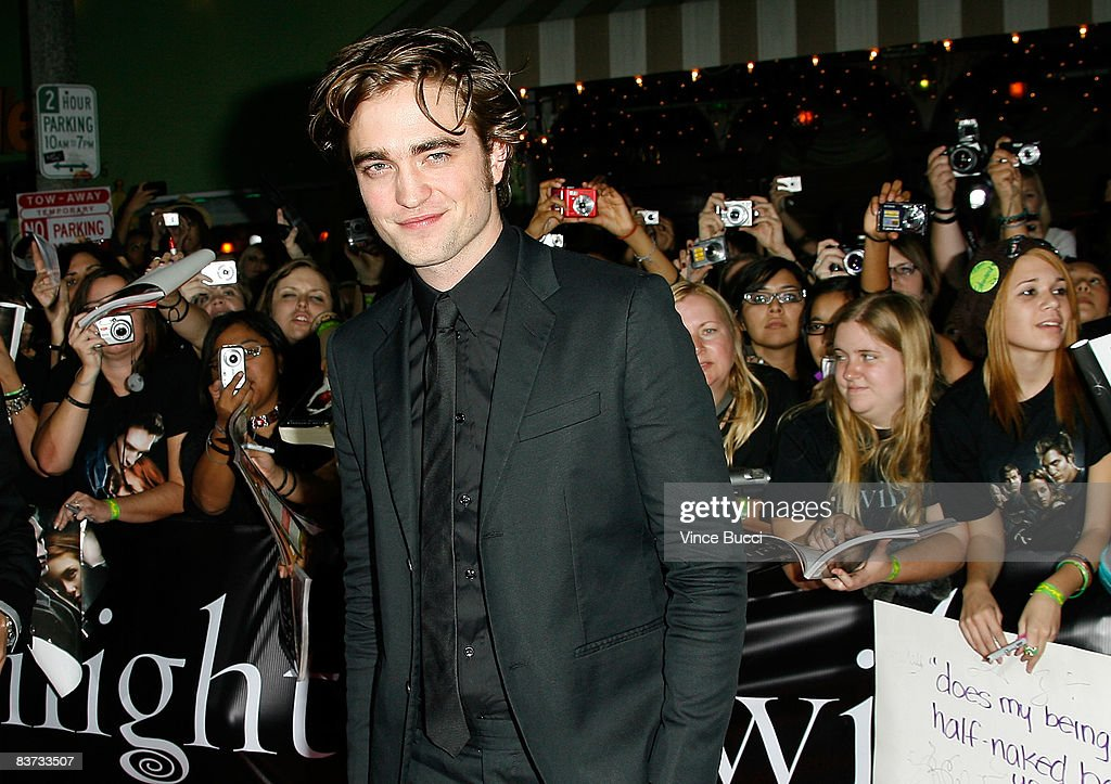 "Premiere Of Summit Entertainment's ""Twilight"" - Arrivals"