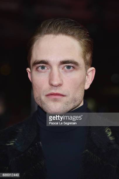Actor Robert Pattinson attends the 'The Lost City of Z' premiere during the 67th Berlinale International Film Festival Berlin at Zoo Palast on...