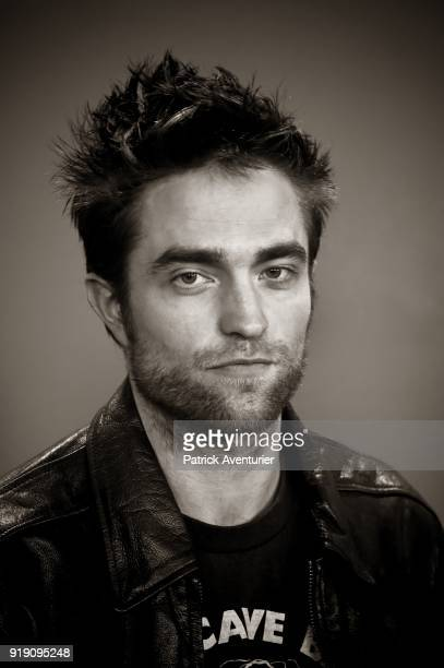 Actor Robert Pattinson during the 68th Berlinale International Film Festival Berlin at on February 16 2018 in Berlin Germany
