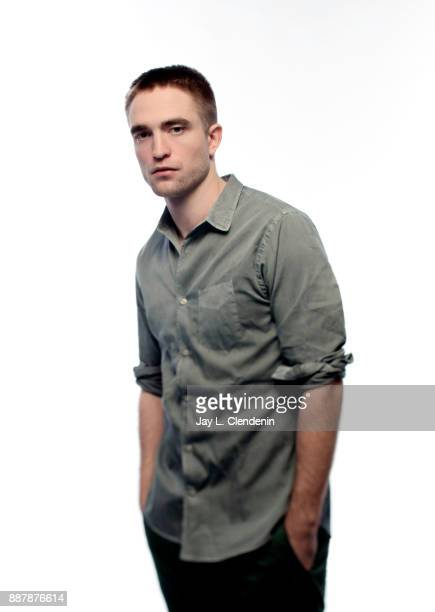 Actor Robert Pattinson is photographed for Los Angeles Times on November 6 2017 in Los Angeles California PUBLISHED IMAGE CREDIT MUST READ Jay L...