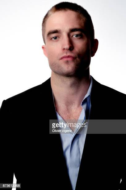 Actor Robert Pattinson is photographed for Self Assignment on September 2 2017 in Deauville France