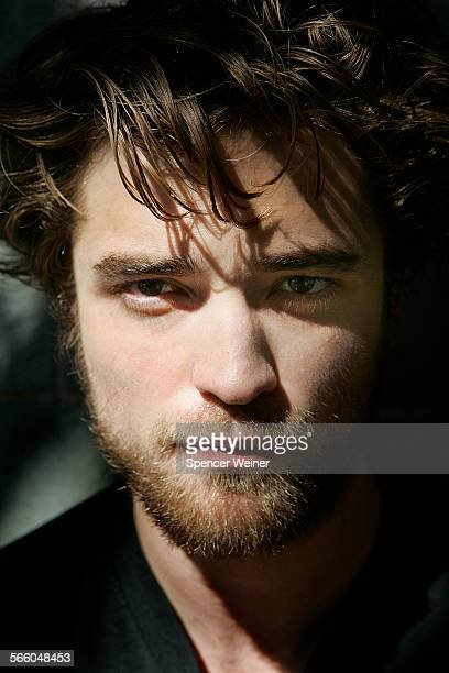 Actor Robert Pattinson who will appear in the upcoming Twilight movie photographed October 9 2008 Film is the big screen adaptation of the first...