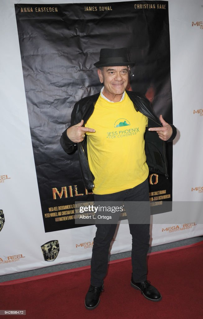 """Miles To Go"" Los Angeles Premiere"