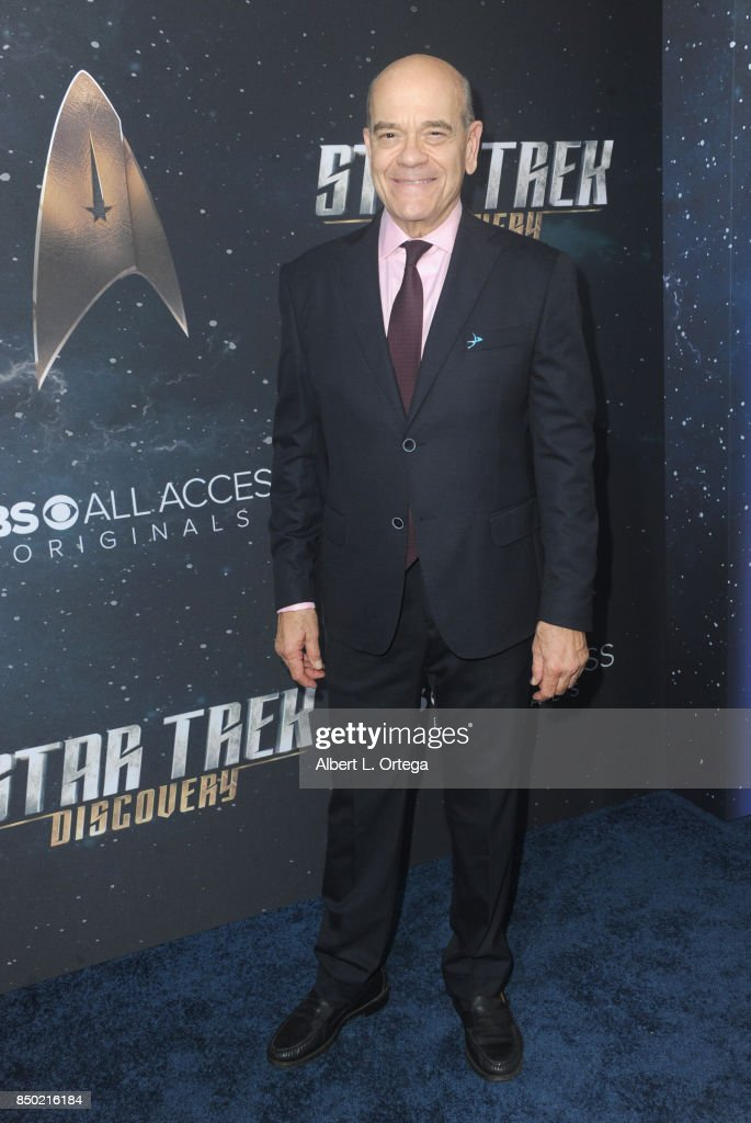 """Premiere Of CBS's """"Star Trek: Discovery"""" - Arrivals"""
