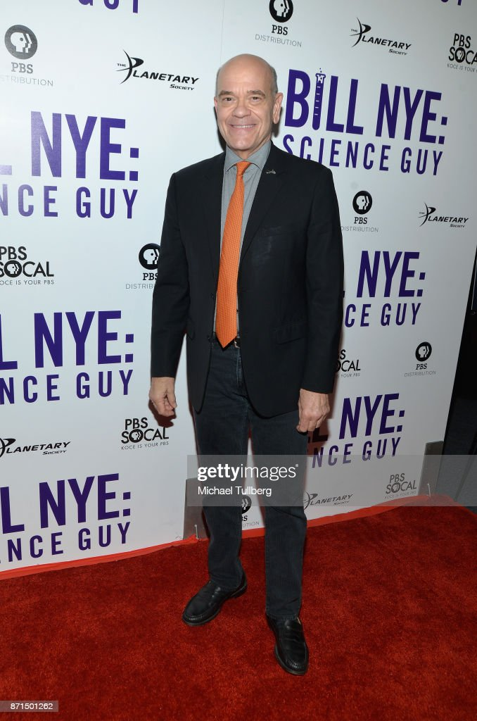 """Premiere Of PBS's """"Bille Nye: Science Guy"""" - Arrivals"""