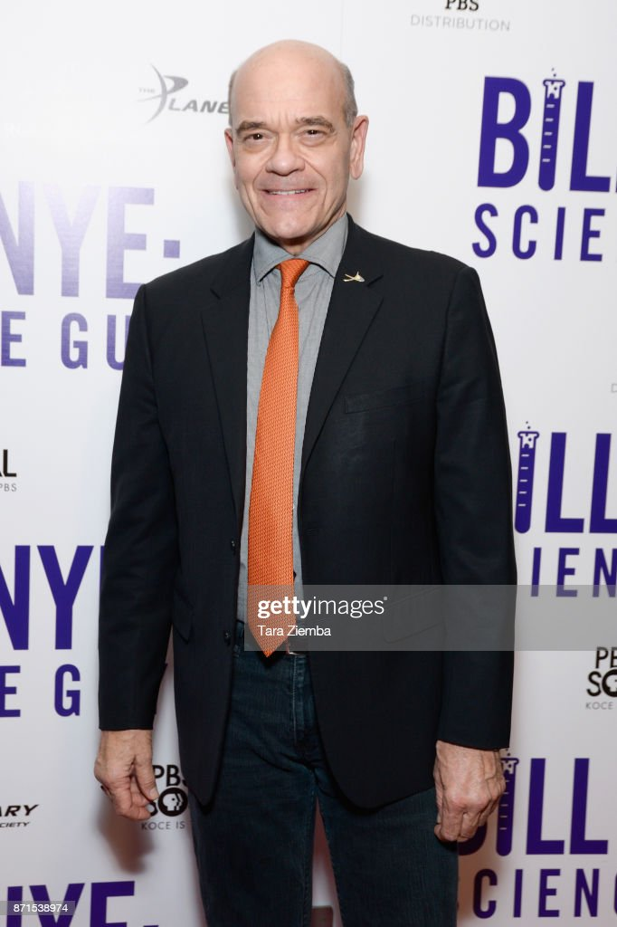 "Premiere Of PBS's ""Bille Nye: Science Guy"" - Arrivals"