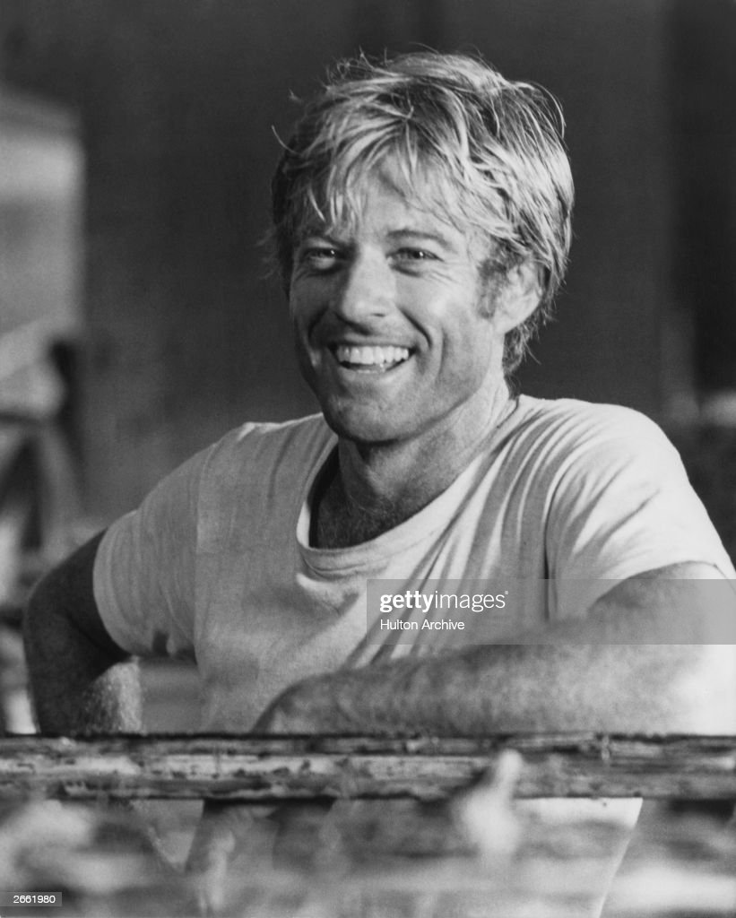 US actor Robert Redford.