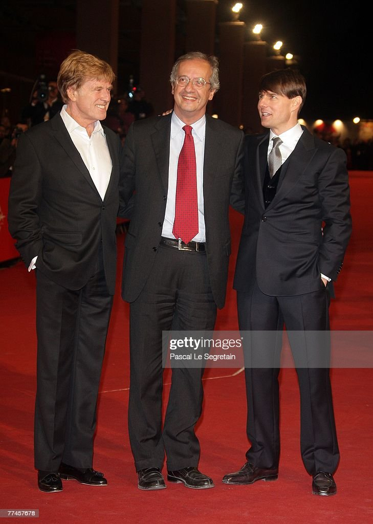 2nd Rome Film Festival - Lions For Lambs - Premiere : News Photo