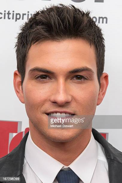 """Actor Robert Scott Wilson attends the """"All My Children"""" & """"One Life To Live"""" premiere at Jack H. Skirball Center for the Performing Arts on April 23,..."""