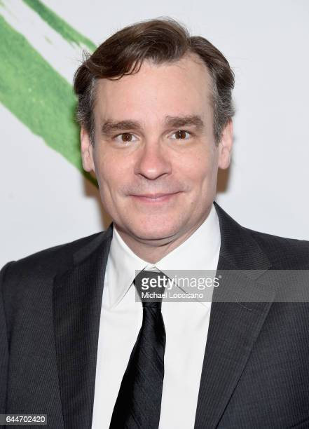 Actor Robert Sean Leonard attends 'Sunday In The Park With George' Broadway opening night after party at New York Public Library on February 23 2017...