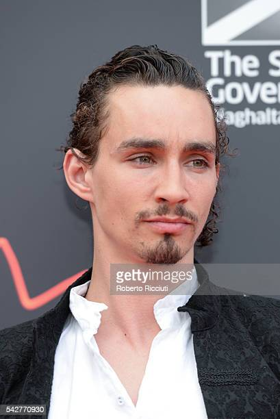 """Actor Robert Sheehan attends a photocall for """"Jet Trash"""" at the 70th Edinburgh International Film Festival at Cineworld on June 24, 2016 in..."""