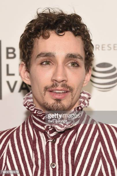 Actor Robert Sheehan attends 'Genius: Picasso' during the 2018 Tribeca Film Festival at BMCC Tribeca PAC on April 20, 2018 in New York City.