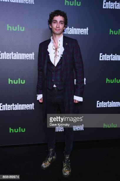 Actor Robert Sheehan attends Hulu's New York Comic Con After Party at The Lobster Club on October 6 2017 in New York City