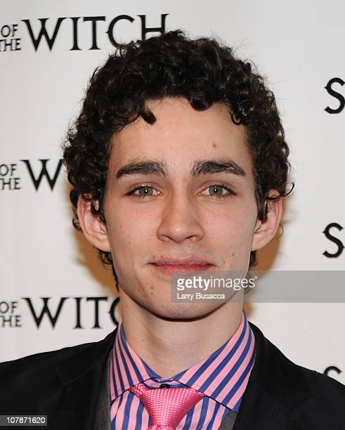 Actor Robert Sheehan attends Relativity Media's premiere of Season of the Witch at AMC Lincoln Square Theater on January 4 2011 in New York City