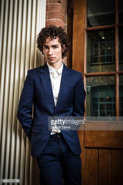 Actor Robert Sheehan is photographed for Total Film magazine on June 24 2013 in London England
