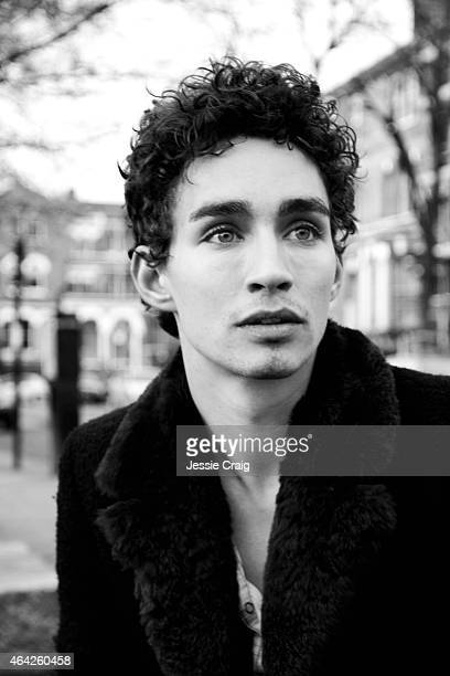 Actor Robert Sheehan is photographed on November 20 2012 in London England