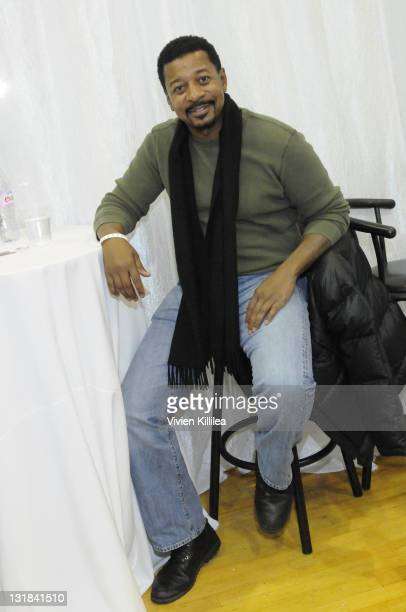 """Actor Robert Townsend attends the 1st Annual """"Gifts Of Joy"""" Holiday Toy Drive And Benefit Concert at Mid Valley Family YMCA on December 23, 2010 in..."""