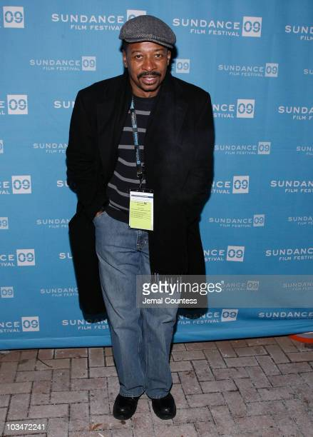 Actor Robert Townsend attends the premiere of Black Dynamite during the 2009 Sundance Film Festival at Library Center Theatre on January 18 2009