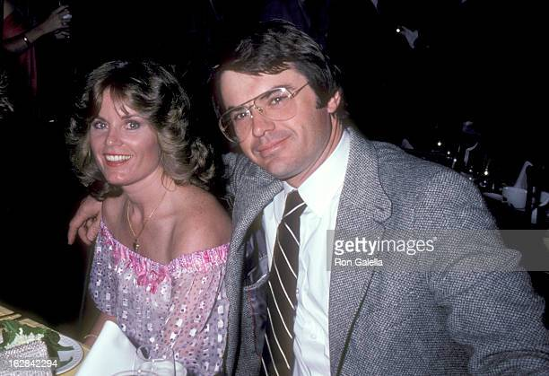 Actor Robert Urich and wife Heather Menzies attend the Darryl F Zanuck Gala Tribute on February 22 1981 at University of Southern California in Los...