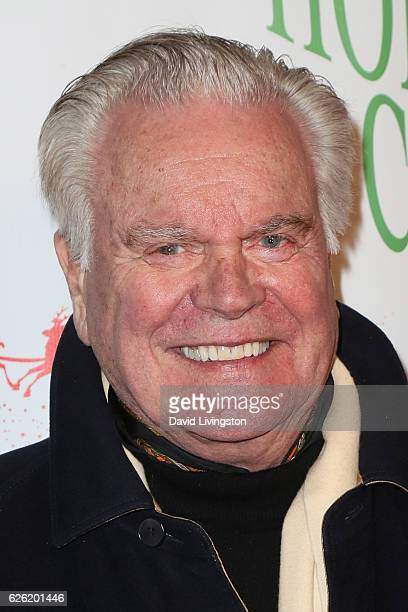 Actor Robert Wagner arrives at the 85th Annual Hollywood Christmas Parade on November 27 2016 in Hollywood California