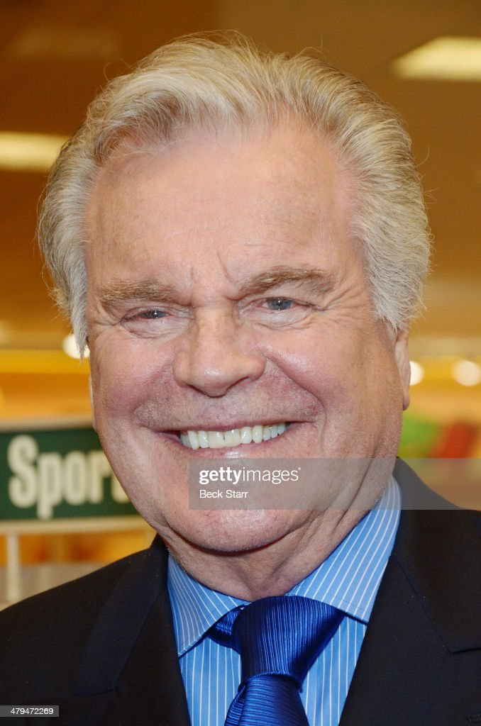 """Robert Wagner Signs Copies Of His New Book """"You Must Remember This: Life And Style In Hollywood's Golden Age"""""""