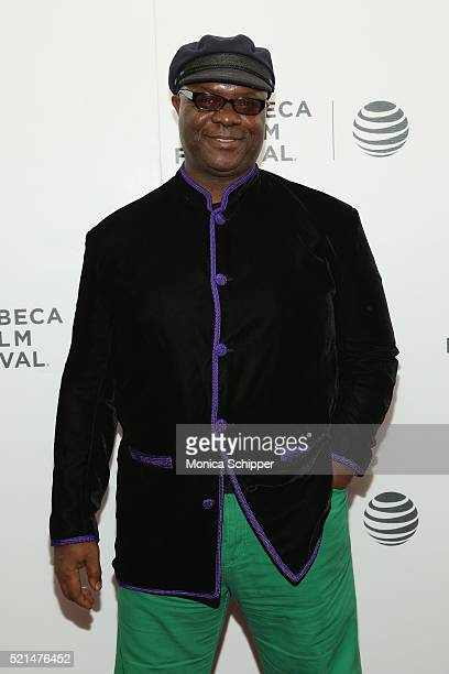 """Actor Robert Wisdom attends the """"Live Cargo"""" Premiere during the 2016 Tribeca Film Festival at Regal Battery Park Cinemas on April 15, 2016 in New..."""