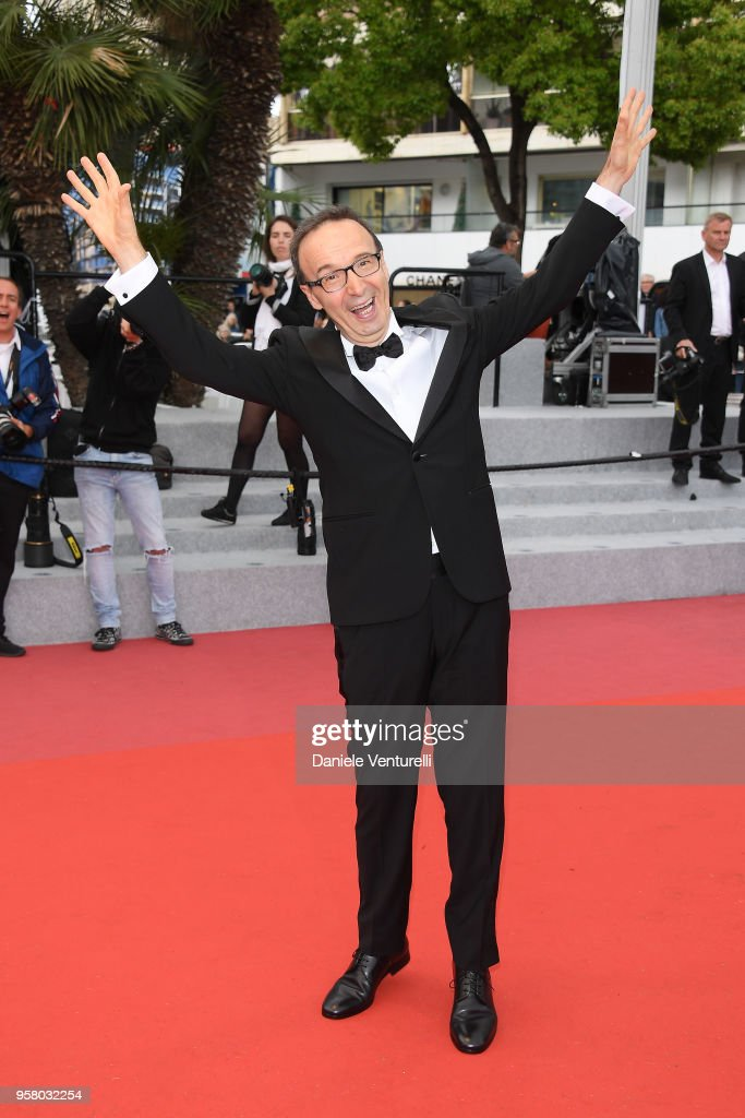 """Happy As Lazzaro "" Red Carpet Arrivals - The 71st Annual Cannes Film Festival"