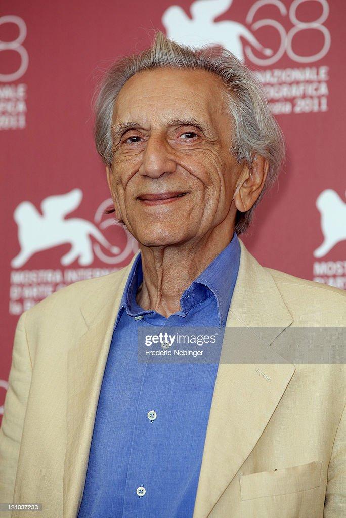 """""""L'ultimo Terrestre"""" Photocall - 68th Venice Film Festival"""