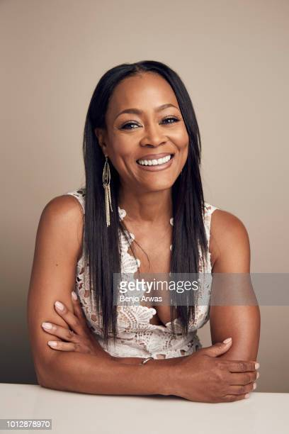 Actor Robin Givens of CW's 'Riverdale' poses for a portrait during the 2018 Summer Television Critics Association Press Tour at The Beverly Hilton...