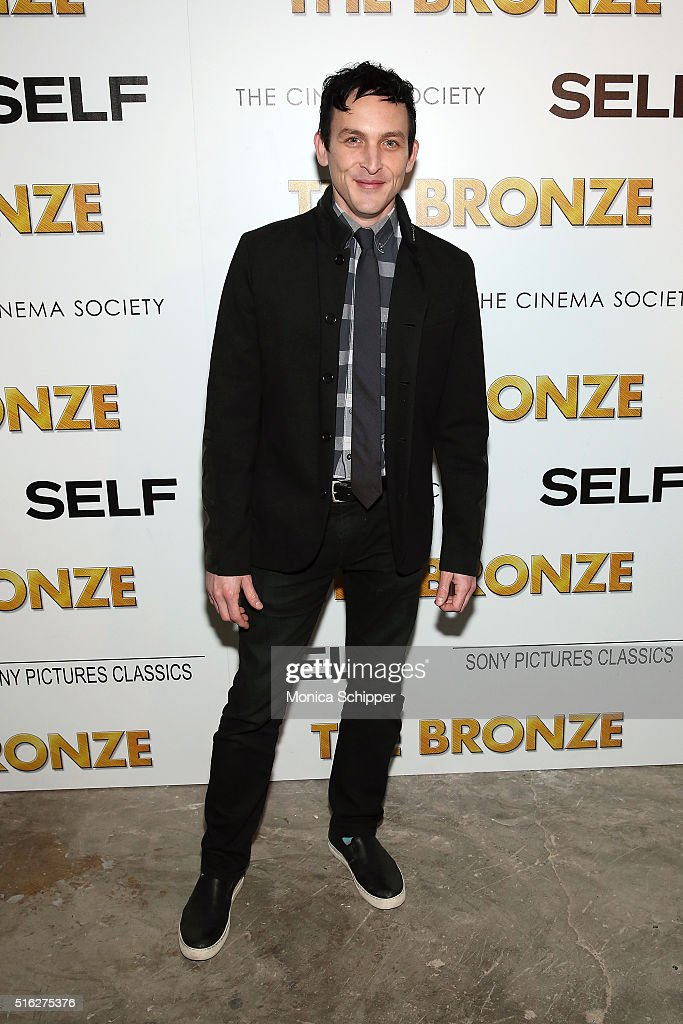 """The Cinema Society & SELF host a screening of Sony Pictures Classics' """"The Bronze"""""""