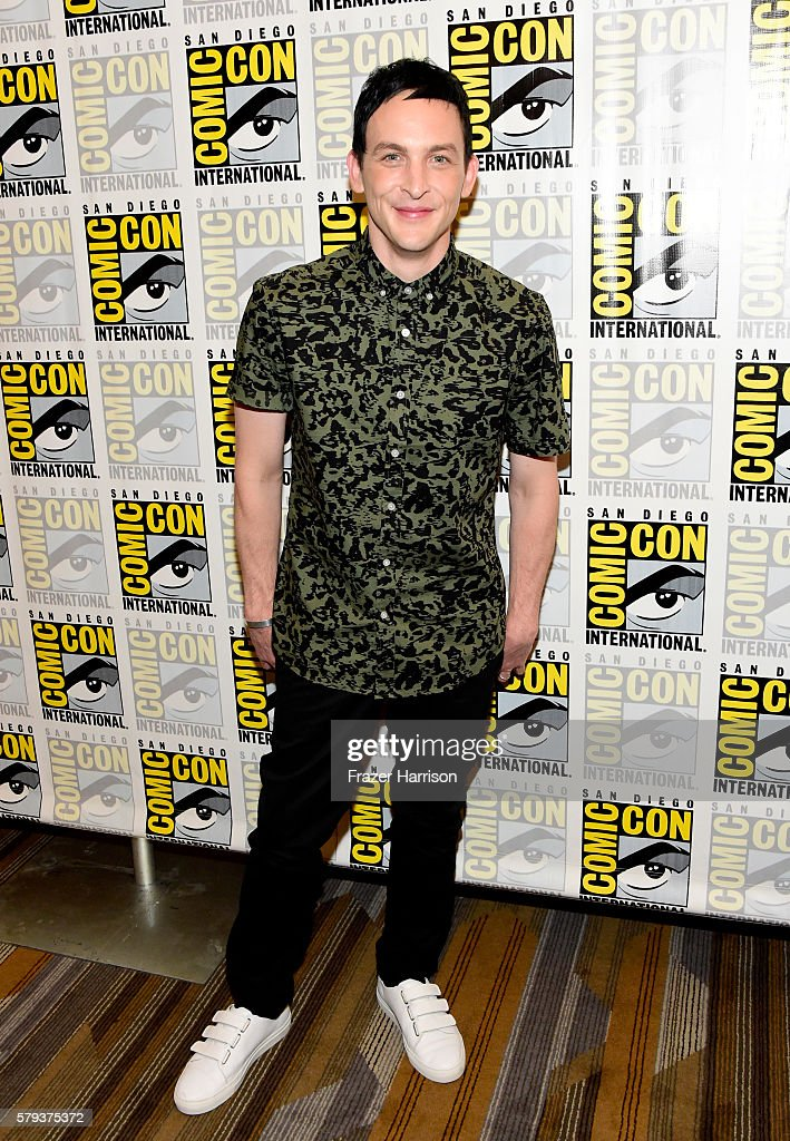 "Comic-Con International 2016 - ""Gotham"" Press Line"