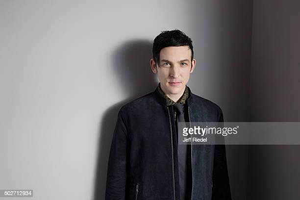 Actor Robin Lord Taylor is photographed for TV Guide Magazine on January 17 2015 in Pasadena California