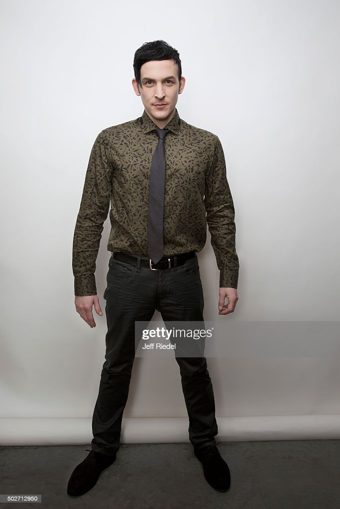 Robin Lord Taylor, TV Guide Magazine, January 17, 2015